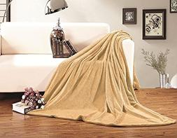 Elegant Comfort Ultra Super Soft Fleece Plush Luxury BLANKET