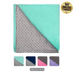 Weighted Blankets for Kids and Adults with Anxiety  Large Se